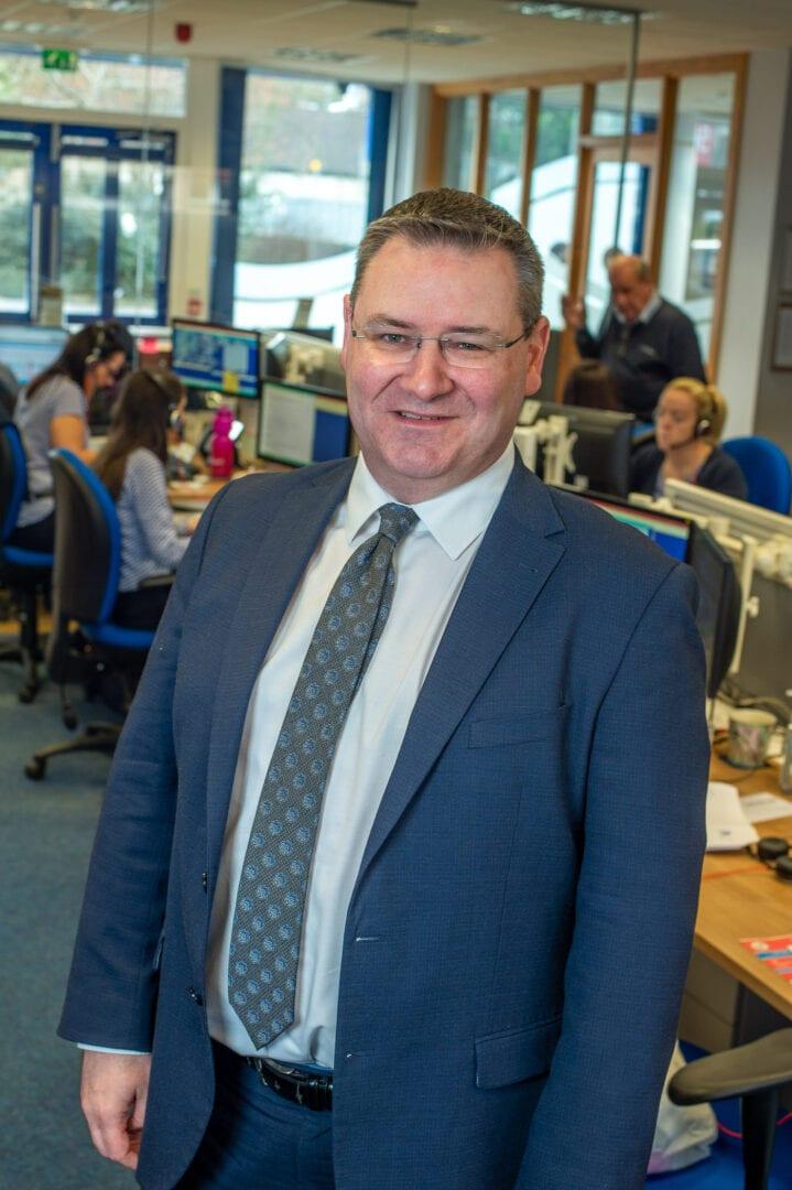 Jonathan McKeown CEO Crash Services